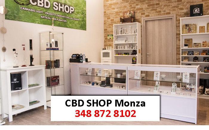 Negozio di prodotti Canapa Monza - Il portale di MB