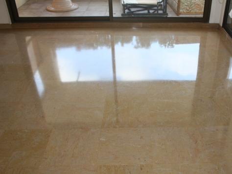 Levigatura pavimenti in marmo Milano