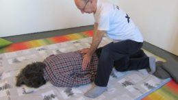 trattamento Shiatsu Monza